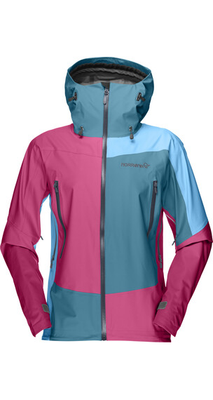 Norrøna falketind Gore-Tex Jacket Women nabbi multi